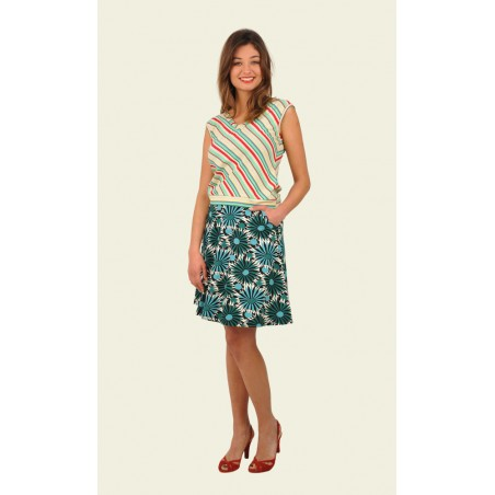 Robe Bettine en coton bio - Froy and Dind
