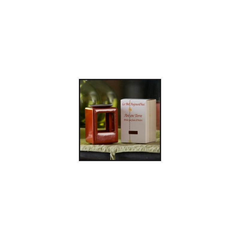 Etole en soie naturelle réversible rose/violet Phil de Soie