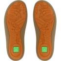 Sandales Leaves N5001 kaki- El Naturalista