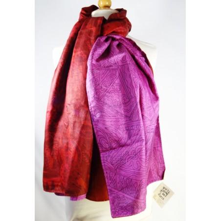 Robe Bamboo's coton