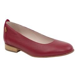 ballerine marquise rouge
