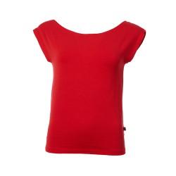 Tshirt Ada rouge en Tencel...