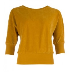 Sweater Sybille en velours...