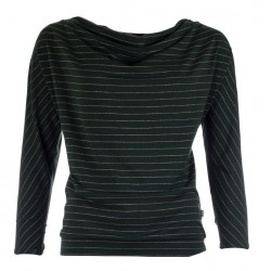 Tee-shirt Mimi green gold...