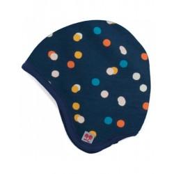 Bonnet bébé en coton bio -...