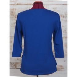 sofy bleu dos