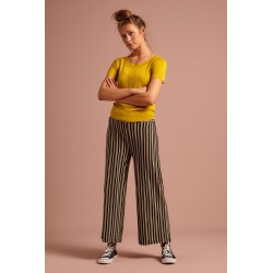 Pantalon Gelati à rayures...