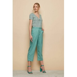 Pantalon Marula en tencel -...