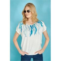 Tee-shirt Jafari en coton...