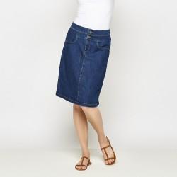 Jupe Naina en Jeans coton...