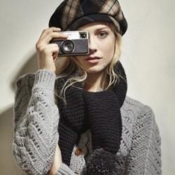 Chapeau Anna en laine et...