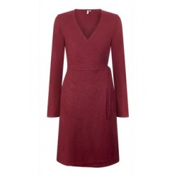 robe vava burgundy