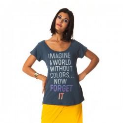 Tee-shirt Rebecca Forget en...