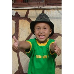 Tee-shirt enfant Zinho en...