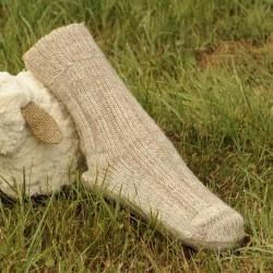 Chaussettes pantoufle en...