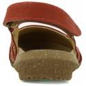 Sandales NF45 grosella El Naturalista