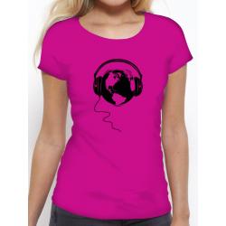 Tee-shirt Ecoute La Terre...