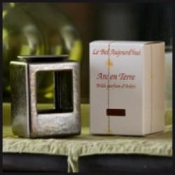 Brûle-parfum Arc-en-terre...