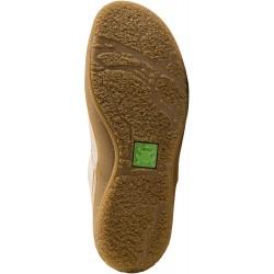 Chaussettes Dots green en coton bio - Tranquillo