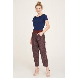 Pantalon Mara en coton bio...