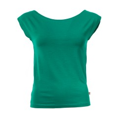 Tshirt Ada green en Tencel...