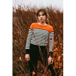 Sweater Lauren en coton bio...