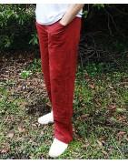 des pantalons, Jeans, bermudas et shorts bio et écologiques pour homme
