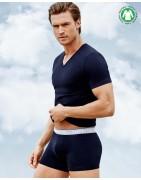 des sous-vêtements homme bio, écologiques, naturels, ethiques : slips, boxers, chaussettes...