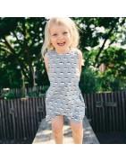 des vêtements écologiques pour enfants de 3 à 8 ans, dans nos marques bio, équitables