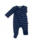 vêtements et accessoires pour bébés et enfants, bio et éthiques.