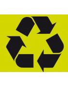 Les tissus en fibres recyclées, polaire et polyester
