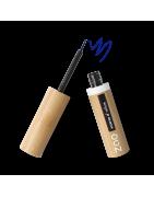 Pour les yeux et les paupières, du maquillage bio et recyclable.