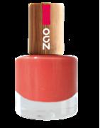 Beauté et soins des ongles, Zao, pour des vernis écologiques.